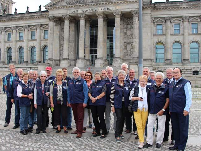 Der Bundestagsabgeordnete Karl Schiewerling lädt nach Berlin ein