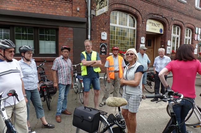 Fahrradtour 2017