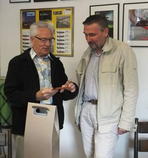 Christoph Kötter wird erster Stellvertreter des Bürgermeisters