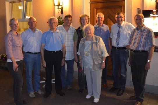 Der Vorstand des Bürgerbusvereins hatte seine 100. Sitzung